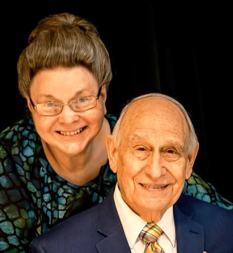 Bob and Claire Goodwin